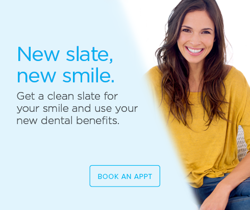 Antioch Dentistry - New Year, New Dental Benefits