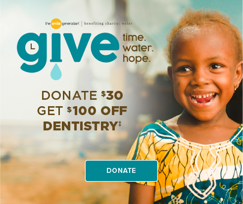 Donate $30, Get $100 Off Dentistry - Antioch Dentistry